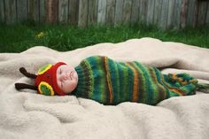 Looking for your next project? You're going to love Hungry Caterpillar cocoon…