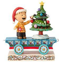 Multicolore 4.5 Enesco Jim Shore Peanuts Deluxe Train Miniature