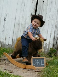 One of many from my son, Daidens 1yr shoot! Think he is adorable? Why not vote for.him in Gerbers 2013 fb photo contest?! Voting starts November 4th 2013  http://gerber.promo.eprize.com/photosearch/gallery?id=85006    Gerber Toddler Country boy Little cowboy 1 year photos