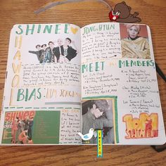 """27 Likes, 1 Comments - ° res。 (@r.res16) on Instagram: """"Shinee ❣️(sorry about my failed 1of1 drawing ) . . . . #kpop #kpopdiary #kpopjournal #kimjonghyun…"""""""