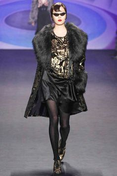 Anna Sui | Fall 2014 Ready-to-Wear Collection | Style.com