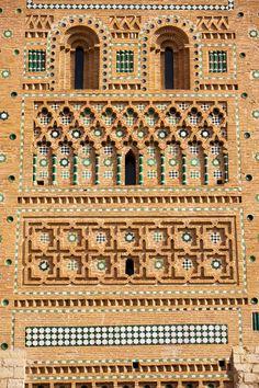 La Torre de San Martín de Teruel es un gran ejemplo de mudéjar aragonés.
