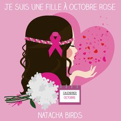 Contribution pour Octobre Rose by Natacha Birds