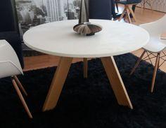 #τραπεζι#Φ120#Cement Dining Table, Furniture, Home Decor, Decoration Home, Room Decor, Dinner Table, Home Furnishings, Dining Room Table, Home Interior Design
