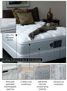 http://www.sterlingsleephospitality.com/imperial630.htm #hotel bedding