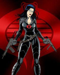 The Baroness by MikeMahle on DeviantArt Marvel Women, Marvel Girls, Comics Girls, Today Cartoon, Cartoon Tv, War Comics, Anime Comics, Baroness Gi Joe, Cobra Commander