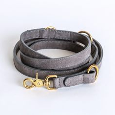 Dog Leash Tiergarten Nubuck Taupe More - Tap the pin for the most adorable pawtastic fur baby apparel! You'll love the dog clothes and cat clothes! Dog Accesories, Pet Accessories, Feral Heart, Funny Dog Toys, Homemade Dog Toys, Paracord Dog Leash, Pet Dogs, Pets, Dog Collars & Leashes