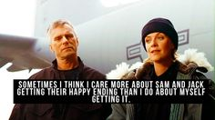 stargate confessions (SG-1) Too bad the writers and the actors thought it was a…