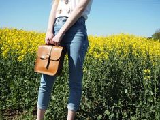 Tan Brown Leather Messenger Bag with Detachable Shoulder Strap, Handmade Women's Cross Body Bag, Sustainable Leather Bag Brown Leather Messenger Bag, Leather Backpack, Photo Rose, Brown Backpacks, Everyday Bag, Gifts For Mum, Leather Accessories, Soft Suede, Day Use