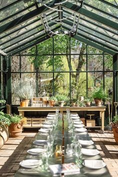 Home Improvement Tips: How to Build a Greenhouse in Your Spacious Yard What Is A Conservatory, Victorian Conservatory, Build A Greenhouse, House Deck, Sustainable Design, Home Improvement Projects, Loft Design, Garden Inspiration, Indoor Plants