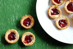 Thumbprint Jam Cookies (AIP, Paleo, Gluten-Free) from The Allergy-Free Holiday Table