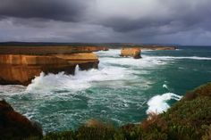 Geological Photography - Twelve Apostles