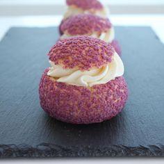 French Desserts, Mini Desserts, Just Desserts, Delicious Desserts, Dessert Recipes, Yummy Food, Eclairs, Choux Cream, Choux Pastry