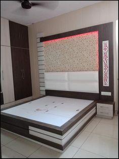Bedroom Furniture Design, Bed Design Modern, Bedroom Cupboard Designs, Modern Bedroom Design, Bed Furniture Design, Bedroom False Ceiling Design, Bedroom Closet Design, Room Door Design, Bedroom Bed Design