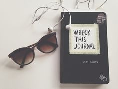 ♕ wreck this journal