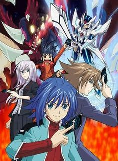 Cardfight!! Vanguard Anime - Watch Cardfight!! Vanguard Episode Sub Free Online