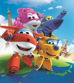 'Super Wings' Takes Flight to the Americas   Animation World Network