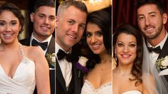 'Married at First Sight' Season 2 weddings shorten the odds on Sean and Davina