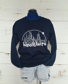 Hogwarts Castle Sweater, Harry Potter Sweatshirt, Hogwarts Castle, Harry Potter Shirt, Hogwarts, Harry Potter Clothing, Harry Potter Sweater