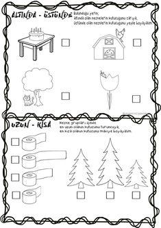 Preschool Activities, Diagram, Education, Math, Words, Initials, School, Crafting, Kids
