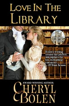 **Author Peek** Interview with CHERYL BOLEN, author of LOVE IN THE LIBRARY. Check out Cheryl's Interview and comment for a chance to win a print copy of her book MARRIAGE OF INCONVENIENCE or any of her ebooks (winner's choice). http://www.karendocter.com/blog/author-peek-interview-with-cheryl-bolen.html