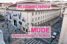 Passeio pelo MUDE – Museu do Design e da Moda, que fica em Lisboa, Portugal e tem exposições sobre o mundo fashion.