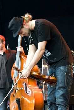 David Garrett @ the Sunset Festival 2009 in Zurich (Switzerland, Europe).
