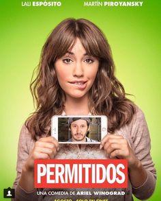 Lali no te pierdas la película comedia de lali y Martín!