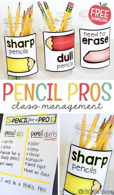 Pencil Pro Class Management System