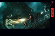 Here's an Early Look Inside The Art of Evolve