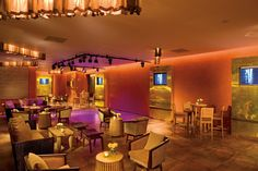 Dreams Riviera Cancun - Dance the night away at the Desires Music Lounge.