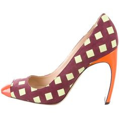 Nicholas Kirkwood Printed Cap-Toe Pumps discount visit outlet fast delivery cheap very cheap p6ayZ