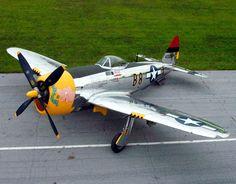 photos of p-47 thunderbolt   Le Republic P-47 Thunderbolt, une légende