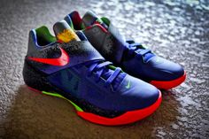 4bc7a5afed68 Nike Zoom KD VI  Nerfs  (One of my favourite shoes)