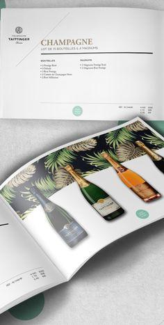 B2B catalog for luxury brands