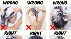 This tutorial is about the common mistakes we make while washing our hair. Learn how to Wash your Properly and professionally to make your hair healthy ,Hair Long and Hair strong. it is a hair care tips. In this post I have given complete guidance of what should be done step by step to washy …