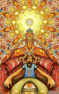Terrence McKenna by Salvia Droid ZenSages.com