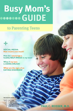 Review of Busy Mom's Guide to Parenting Teens (a great reference!)