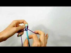 Basic knitting videos
