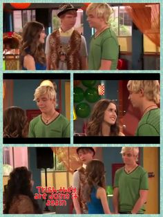 Austin and ally!!!!