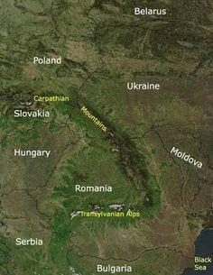 carpathian mountains - Google Search