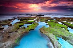 ASIA - INDONESIA - BALI - CANGGU BEACH