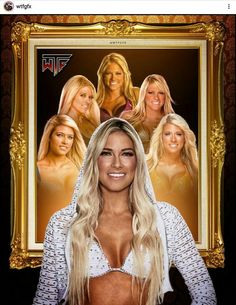 Wrestling Superstars, Wrestling Divas, Women's Wrestling, Wrestling Outfits, Barbie Blank, Wwe Female Wrestlers, Wwe Girls, Wwe Tna, Wwe Wallpapers