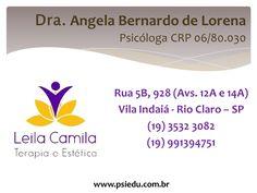 Leila Camila Terapia e Estética