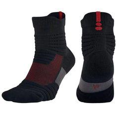 ec9ce0b46fb 2017 Men Elite Cycling Socks Basketball Socks Thicker Towel Bottom Non