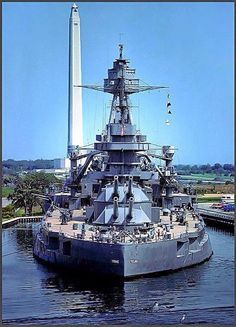 Battleship USS Texas...