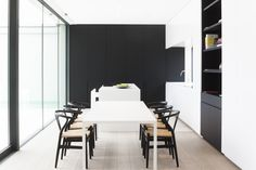 Kitchen in openhouse by ARplus (Photo BETA PLUS)