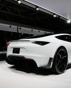 Tesla Roadster - Cars and motor New Tesla Roadster, Roadster Car, Chevrolet Camaro, Camaro Ss, Maserati, Bugatti, Lux Cars, Mercedes Benz 300, Dodge