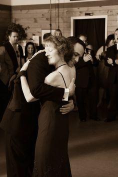 Veramar VIneyard Groom Dancing With Mother at Wedding Reception