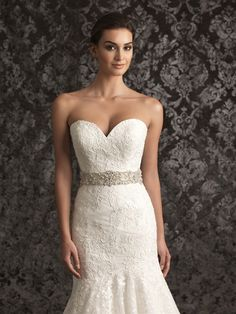Allure Bridals: Style: S56